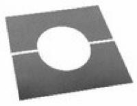 Пластина накладная 1 - 65° (при заказе указать точный угол), составная