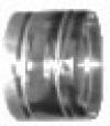 Хомут обжимной 140 мм